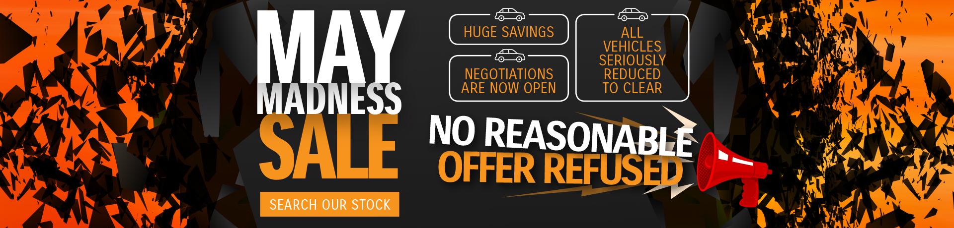 Homepage Dealership Banner