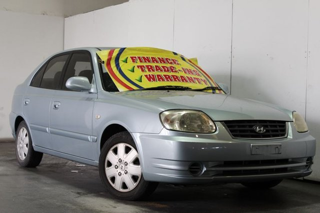 Used Hyundai Accent 1.6, Underwood, 2006 Hyundai Accent 1.6 Hatchback