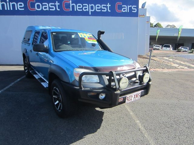 Used Mazda BT-50 DX, Alexandra Headland, 2010 Mazda BT-50 DX Utility