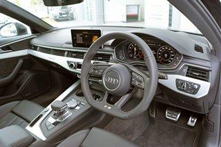 2018 Audi A4 Sedan.