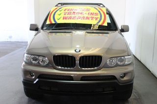 2004 BMW X5 3.0D Wagon.