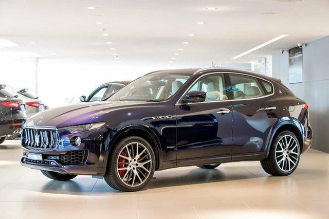 Used Maserati Levante S Q4 GranSport, Artarmon, 2017 Maserati Levante S Q4 GranSport Wagon
