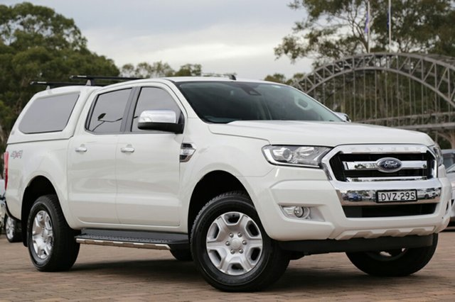 Discounted Used Ford Ranger XLT Double Cab, Warwick Farm, 2016 Ford Ranger XLT Double Cab Utility