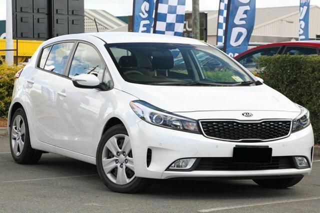 Used Kia Cerato S, Toowong, 2017 Kia Cerato S Hatchback