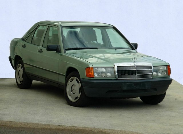 Used Mercedes-Benz 190E, Moorooka, 1988 Mercedes-Benz 190E Sedan