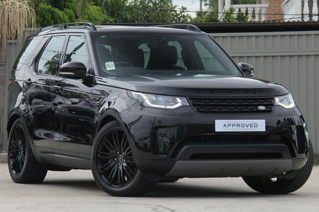 Used Land Rover Discovery SD4 SE, Blakehurst, 2017 Land Rover Discovery SD4 SE Wagon