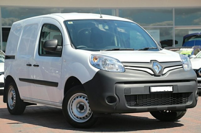 Discounted Demonstrator, Demo, Near New Renault Kangoo SWB EDC, Warwick Farm, 2018 Renault Kangoo SWB EDC Van