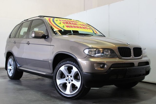 Used BMW X5 3.0D, Underwood, 2004 BMW X5 3.0D Wagon