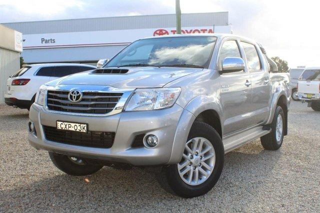Used Toyota Hilux SR5 (4x4), Bathurst, 2014 Toyota Hilux SR5 (4x4) Dual Cab Pick-up