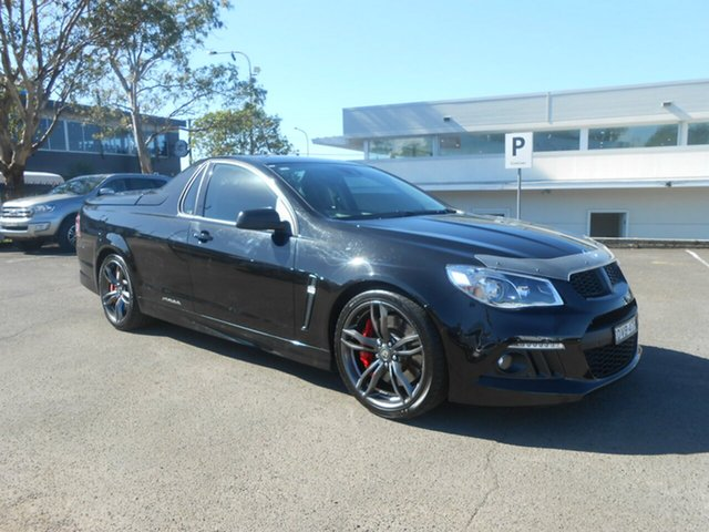 Used Holden Special Vehicles Maloo R8, Nowra, 2015 Holden Special Vehicles Maloo R8 Utility