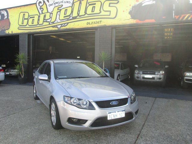 Used Ford Falcon G6, O'Connor, 2008 Ford Falcon G6 Sedan