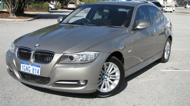 Used BMW 320D Lifestyle Steptronic, Maddington, 2011 BMW 320D Lifestyle Steptronic Sedan