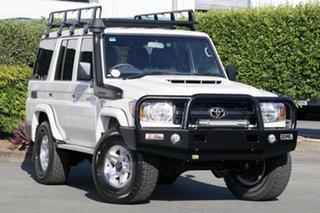 Used Toyota Landcruiser Workmate, Acacia Ridge, 2017 Toyota Landcruiser Workmate VDJ76R Wagon