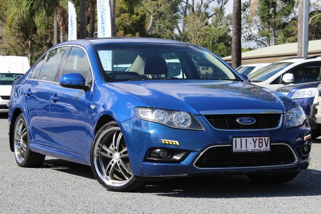 Used Ford Falcon G6, Beaudesert, 2010 Ford Falcon G6 Sedan