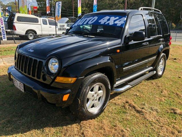 Used Jeep Cherokee Limited (4x4), Clontarf, 2007 Jeep Cherokee Limited (4x4) Wagon