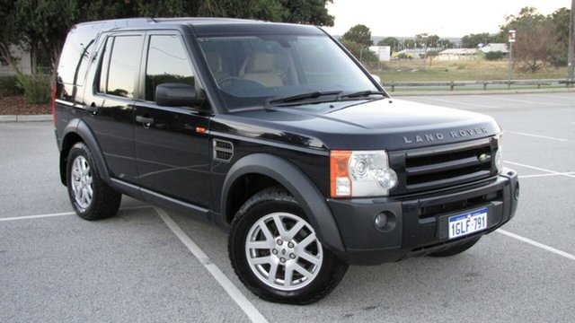 Used Land Rover Discovery 3 SE, Maddington, 2006 Land Rover Discovery 3 SE Wagon