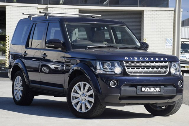 Used Land Rover Discovery 3.0 TDV6, Concord, 2015 Land Rover Discovery 3.0 TDV6 Wagon