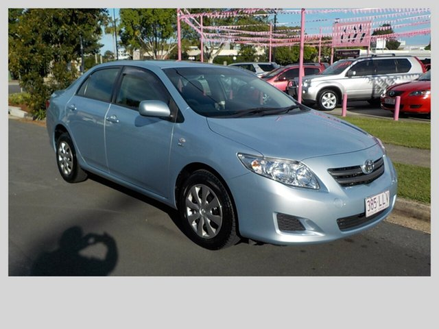 Used Toyota Corolla Ascent, Margate, 2008 Toyota Corolla Ascent Sedan
