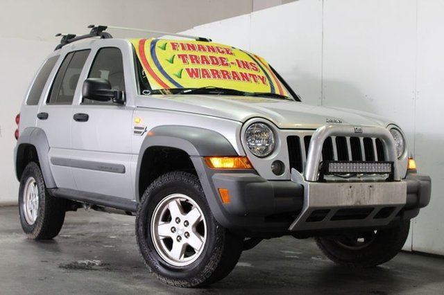 Discounted Used Jeep Cherokee Sport (4x4), Underwood, 2004 Jeep Cherokee Sport (4x4) Wagon