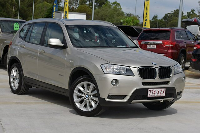 Used BMW X3 xDrive20d Steptronic, Southport, 2014 BMW X3 xDrive20d Steptronic Wagon