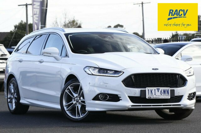 Used Ford Mondeo Titanium PwrShift, Hoppers Crossing, 2017 Ford Mondeo Titanium PwrShift Wagon