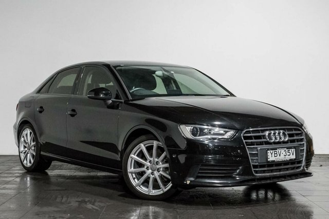 Used Audi A3 Ambition S tronic, Rozelle, 2015 Audi A3 Ambition S tronic Sedan