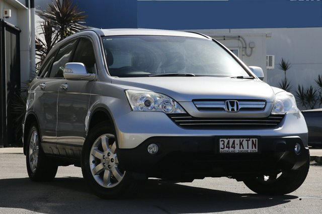 Used Honda CR-V Luxury 4WD, Bowen Hills, 2007 Honda CR-V Luxury 4WD Wagon