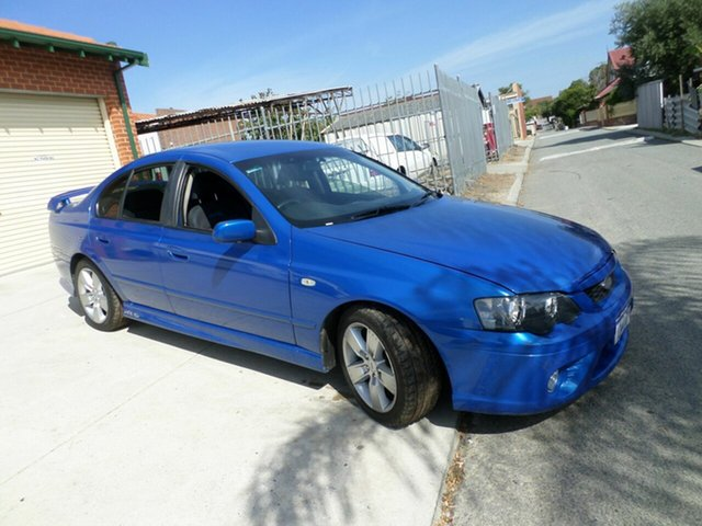Used Ford Falcon XR6, Mount Lawley, 2006 Ford Falcon XR6 Sedan