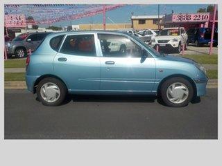 2004 Daihatsu Sirion Hatchback.