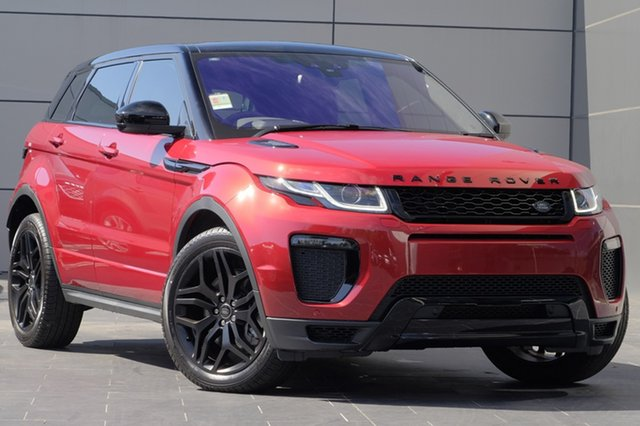 New Land Rover Range Rover Evoque SD4 240 HSE Dynamic, Newstead, 2018 Land Rover Range Rover Evoque SD4 240 HSE Dynamic Wagon