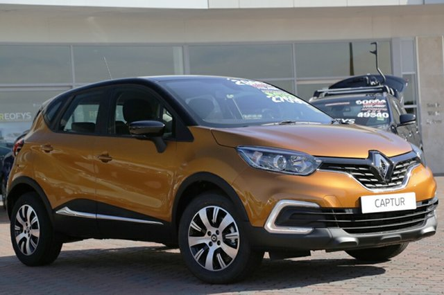 Discounted Demonstrator, Demo, Near New Renault Captur Zen EDC, Warwick Farm, 2018 Renault Captur Zen EDC SUV
