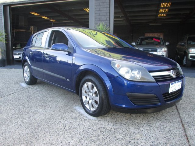 Used Holden Astra Equipe, O'Connor, 2006 Holden Astra Equipe Hatchback