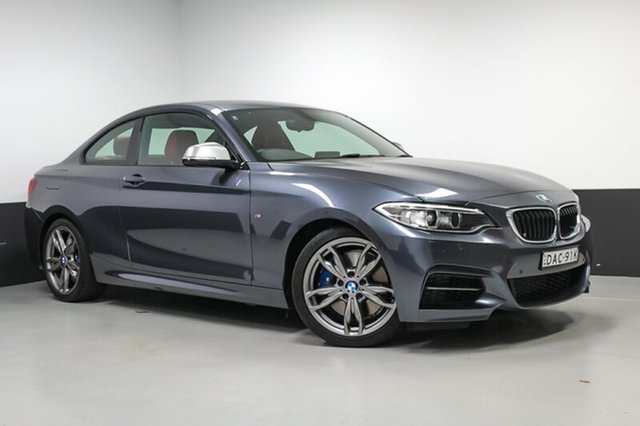 Used BMW M235i, Cardiff, 2015 BMW M235i Coupe