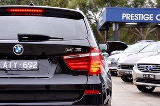 2012 BMW X3 xDrive28i Steptronic Wagon.