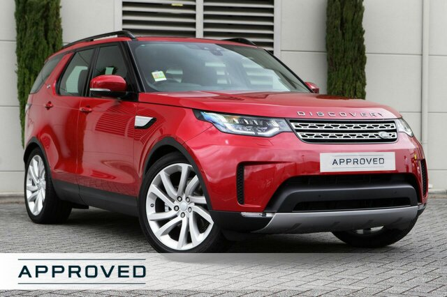 Discounted Demonstrator, Demo, Near New Land Rover Discovery SD4 HSE, Cannington, 2017 Land Rover Discovery SD4 HSE Wagon