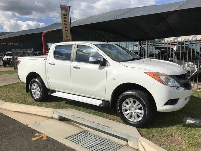 Discounted Used Mazda BT-50 XTR (4x4), Toowoomba, 2013 Mazda BT-50 XTR (4x4) Dual Cab Utility