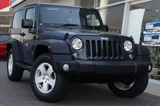 Discounted New Jeep Wrangler Sport, Southport, 2018 Jeep Wrangler Sport SUV