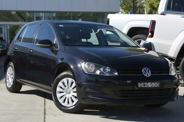 Used Volkswagen Golf 90TSI, Waitara, 2014 Volkswagen Golf 90TSI Hatchback