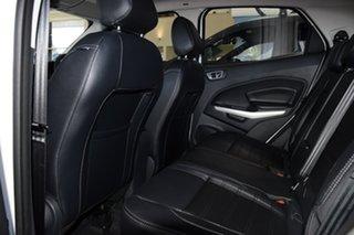 2018 Ford Ecosport Titanium SUV.