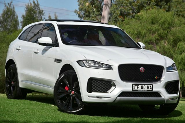 Used Jaguar F-PACE 35t AWD S, Welshpool, 2016 Jaguar F-PACE 35t AWD S Wagon