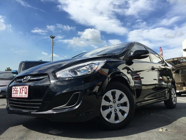 Used Hyundai Accent, Underwood, 2016 Hyundai Accent Hatchback