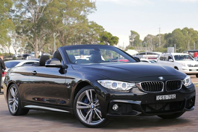 Discounted Used BMW 428i M Sport, Warwick Farm, 2014 BMW 428i M Sport Convertible