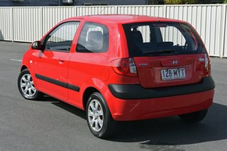 2007 Hyundai Getz Click Hatchback.