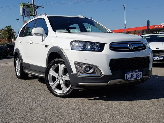 Used Holden Captiva 7 AWD LTZ, Morley, 2014 Holden Captiva 7 AWD LTZ Wagon