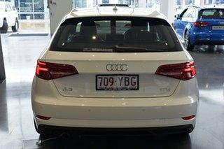 2017 Audi A3 Hatchback.