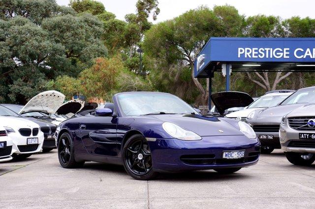 Used Porsche 911 Carrera Cabriolet, Balwyn, 2001 Porsche 911 Carrera Cabriolet Convertible