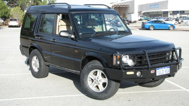 Used Land Rover Discovery, Maddington, 2003 Land Rover Discovery Wagon