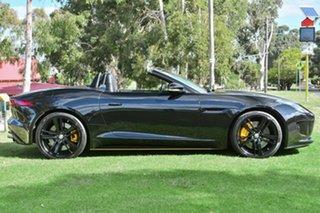 2014 Jaguar F-TYPE S Convertible.