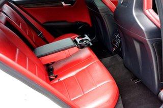 2010 Mercedes-Benz C63 AMG Edition 63 Sedan.