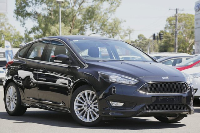Discounted New Ford Focus Sport, Narellan, 2018 Ford Focus Sport Hatchback